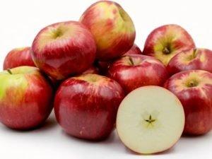 Organske Jabuke Crveno Žute 500g