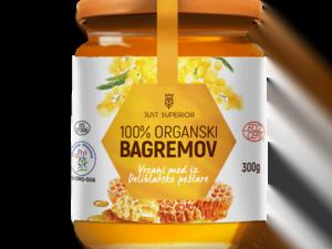 Organski Med Bagremov Deliblato 300g