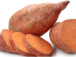 Organski Batat (slatki krompir) Narandžasti 500g
