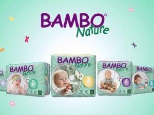 Ekološke Pelene za Bebe Bambo Nature
