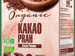 Organski Kakao Prah Flory 100g
