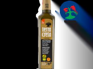 Organsko Maslinovo Ulje Ekstra Devičansko Terra Creta 500ml