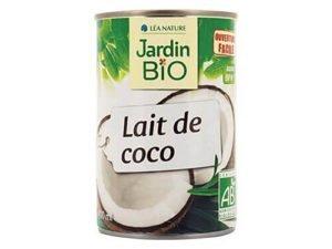 Organsko Kokosovo Mleko Jardin Bio 400ml
