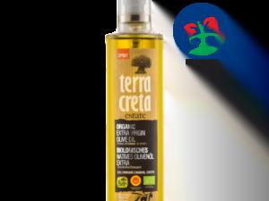 Organsko Maslinovo Ulje Sprej Ekstra Devičansko Terra Creta 100ml