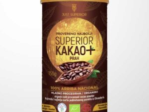 Organski Kakao Prah ARRIBA Just Superior 150g