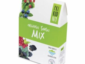 Organski Šumski Mix Zamrznut PrirodNo1 250g