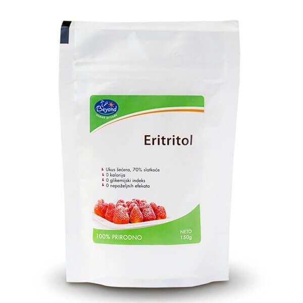 eritritol zasladjivac beyond 150