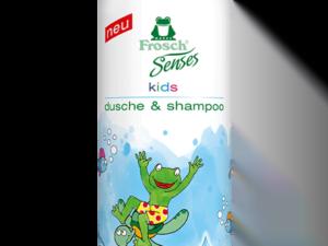 Frosch Ekološki Šampon za Decu 300ml