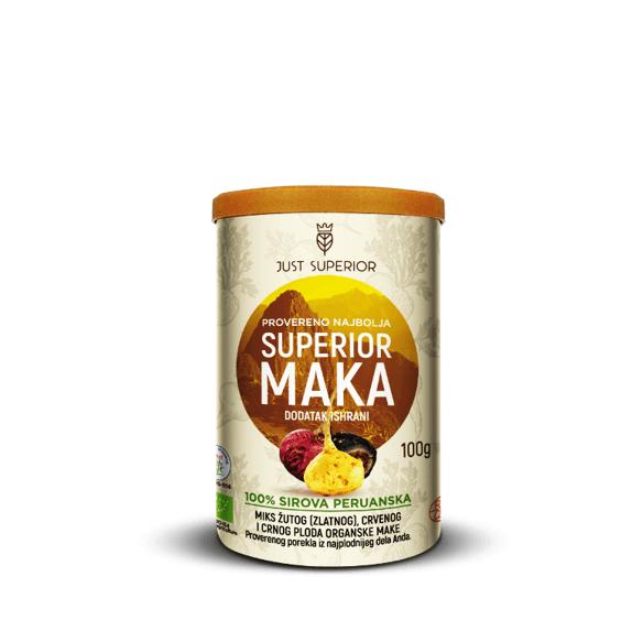 Organska Maka Just Superior 100