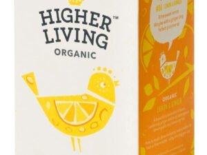Organski Čaj Limun i Đumbir Higher Living