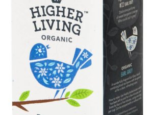 Organski Crni Čaj Earl Grey Higher Living