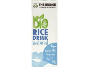 Organski Napitak od Pirinča Natural The Bridge 1L