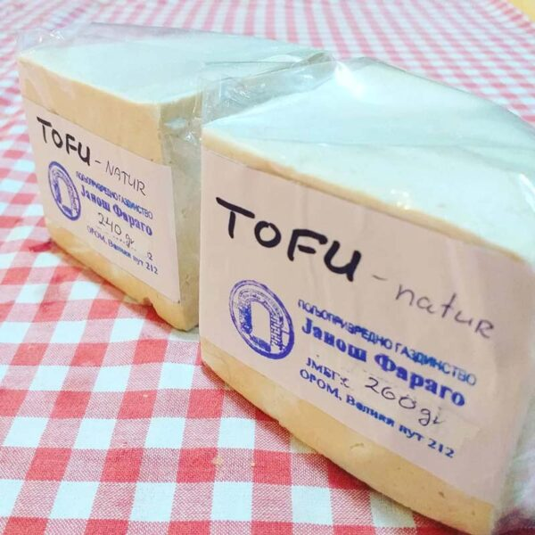 tofu natur farago janos 250g