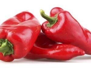 Organska Paprika Crvena Uvoz 500g