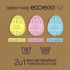 Ecoegg Ekološki Deterdžent za Veš