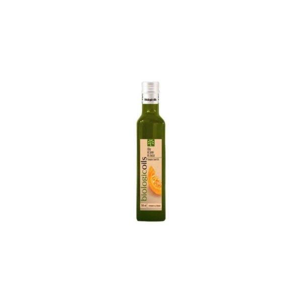organsko bundevino ulje biologicoils 250ml