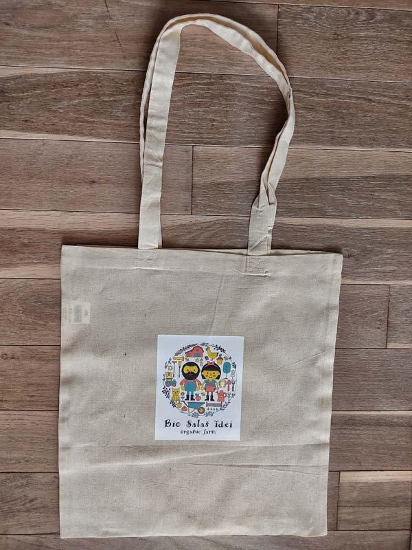 ekoloska torba od pamuka bio salas idei
