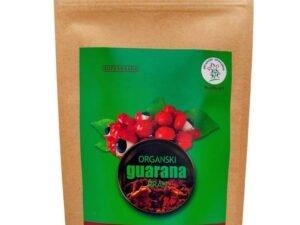 Organska Guarana Prah Superhrana DTC 100g