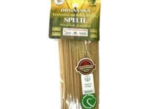 Organska Testenina od Spelte Bela – Špagete 400g