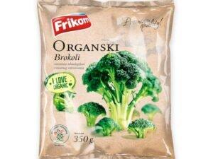Organski Brokoli Zamrznut Frikom 350g