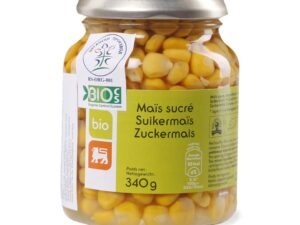 Organski Kukuruz Šećerac u Tegli Delhaize 230g