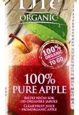 Organski Sok od Jabuke Life 250ml