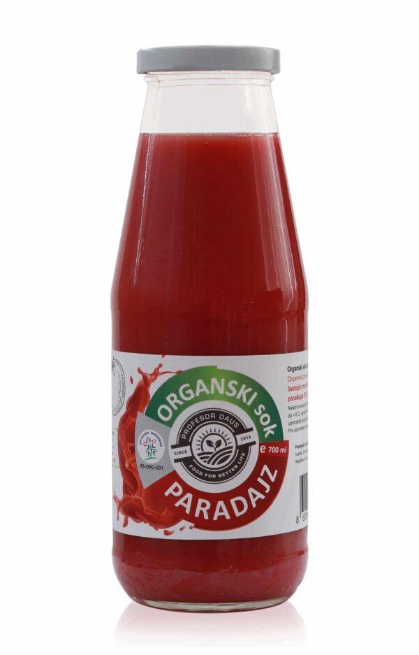 organski sok od paradajza profesor daus 700ml