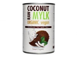Organsko Kokosovo Mleko 17% masti Smart Organic 400ml