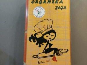 Organska Jaja Sabolč Tružinski 10 komada