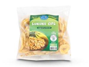 Organski Banana Čips Beyond 100g