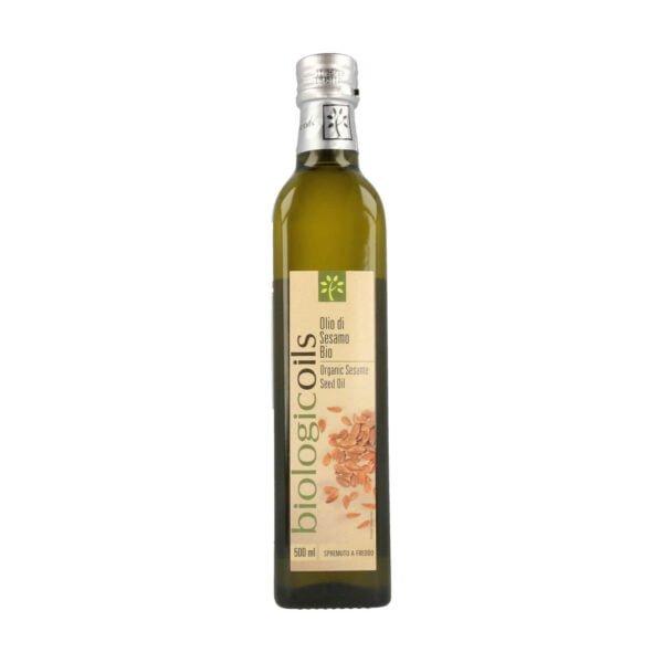 organsko ulje od susama biologicoils 500ml