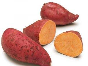 Organski Batat Narandžasti Uvoz 500g