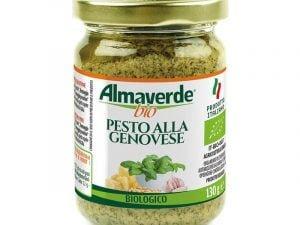 Organski Pesto Alla Genovese Almaverde 130g
